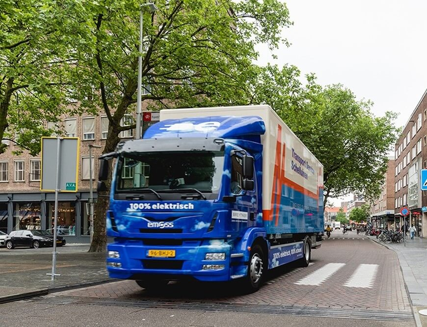 EMOSS_Electric_truck_Rotterdam_Breytner...